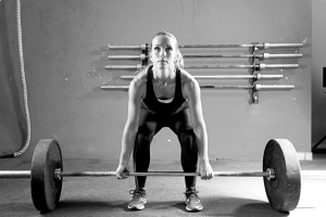 powerful weight lifter